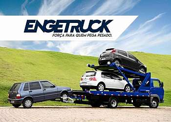 Alugar caminhão plataforma guincho