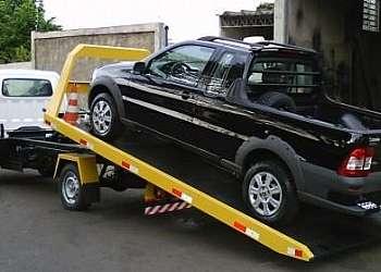 Reduto para caminhão guincho